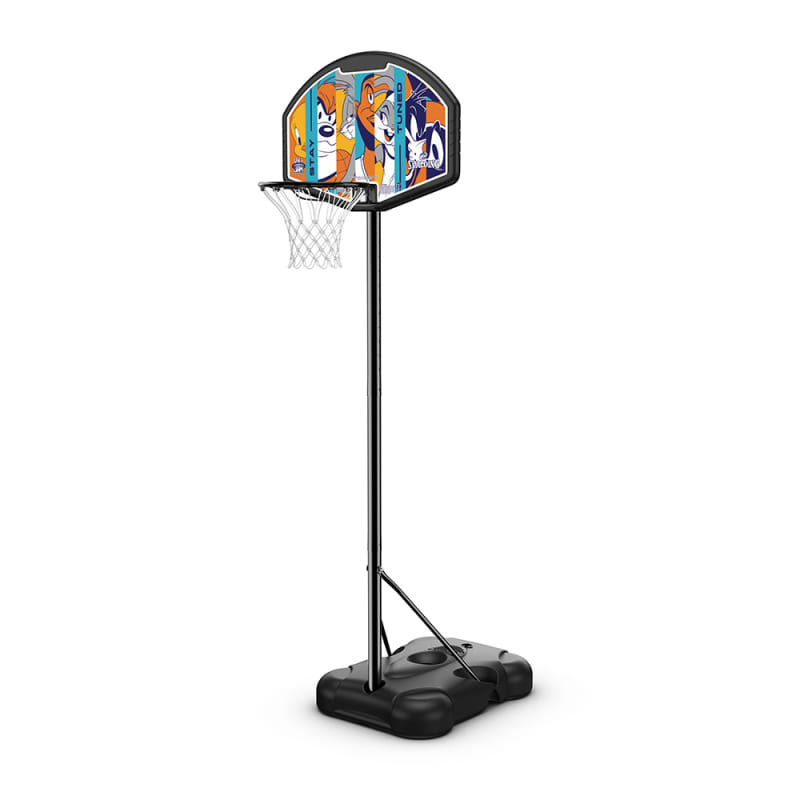 Spalding® x Space Jam: Tunes 32 inch Portable Backboard System