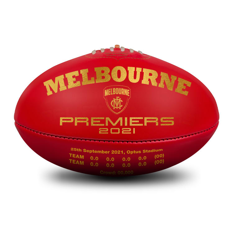 2021 Premiers Ball - Melbourne - Red