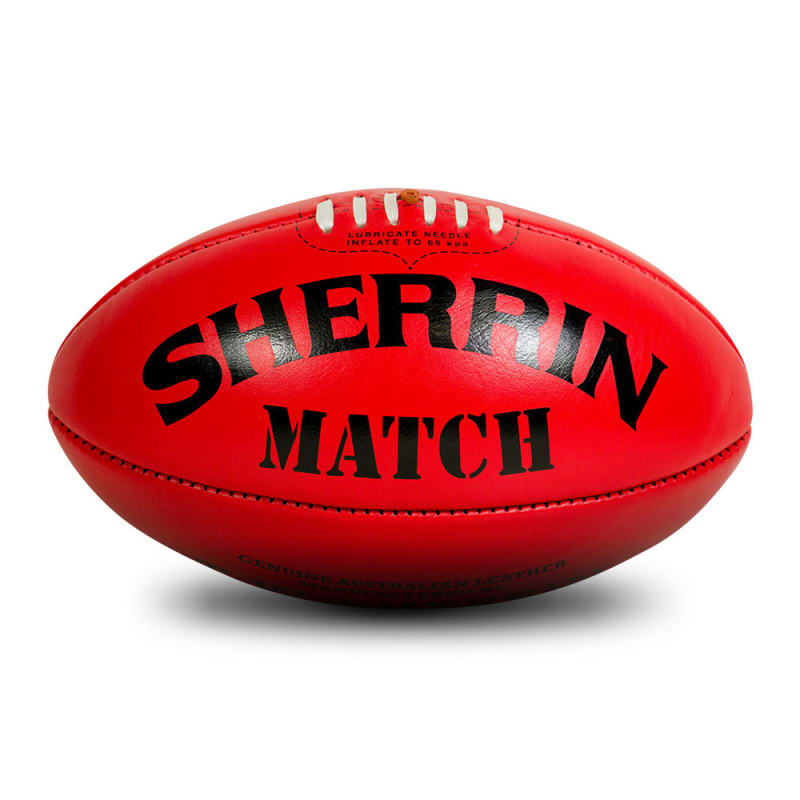 Match Game Ball - Red - Size 5