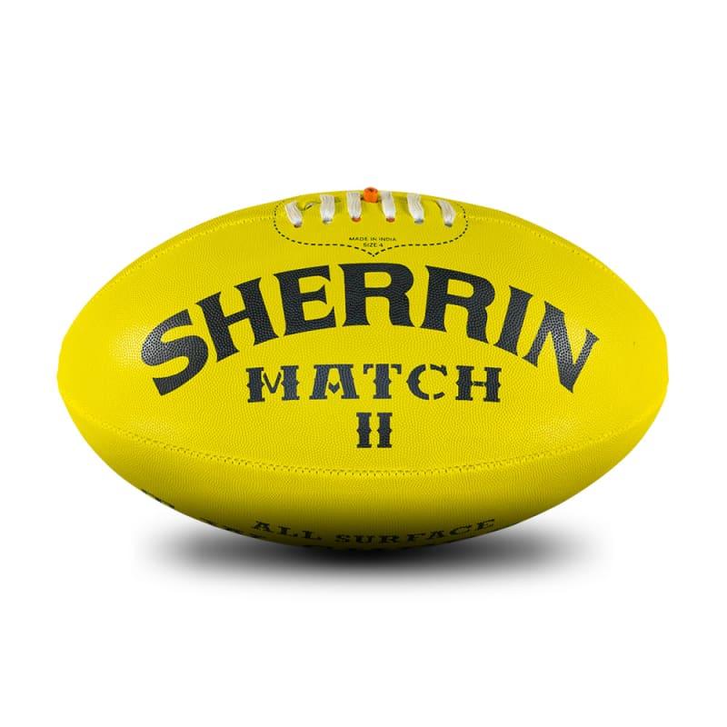Match All Surface - Yellow Size 4