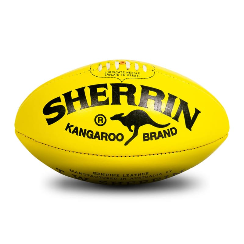 KB Game Ball - Yellow - Size 5