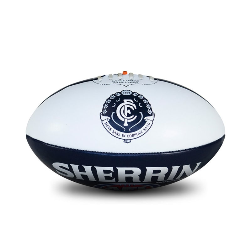 Personalised Carlton Ball - Size 3