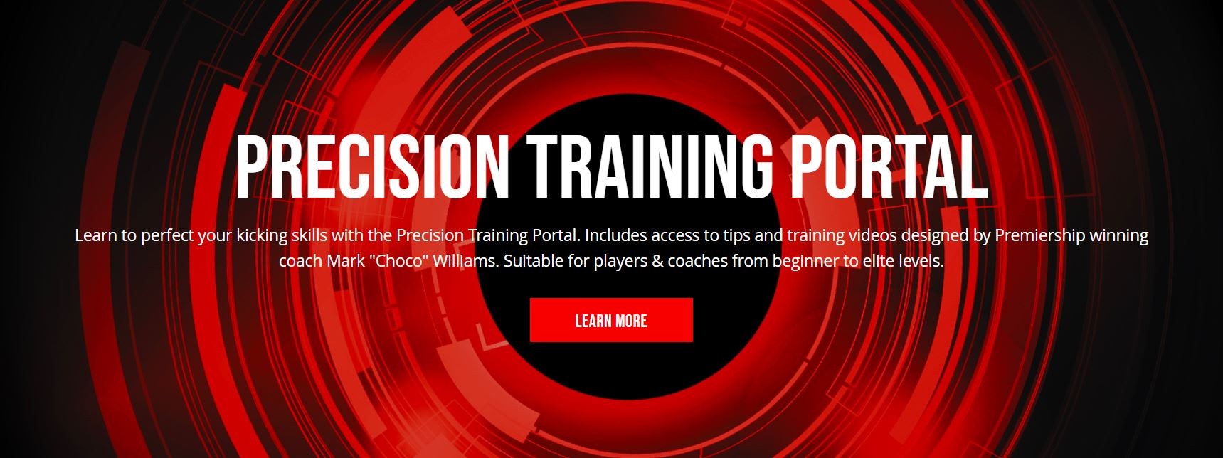 Precision training portal