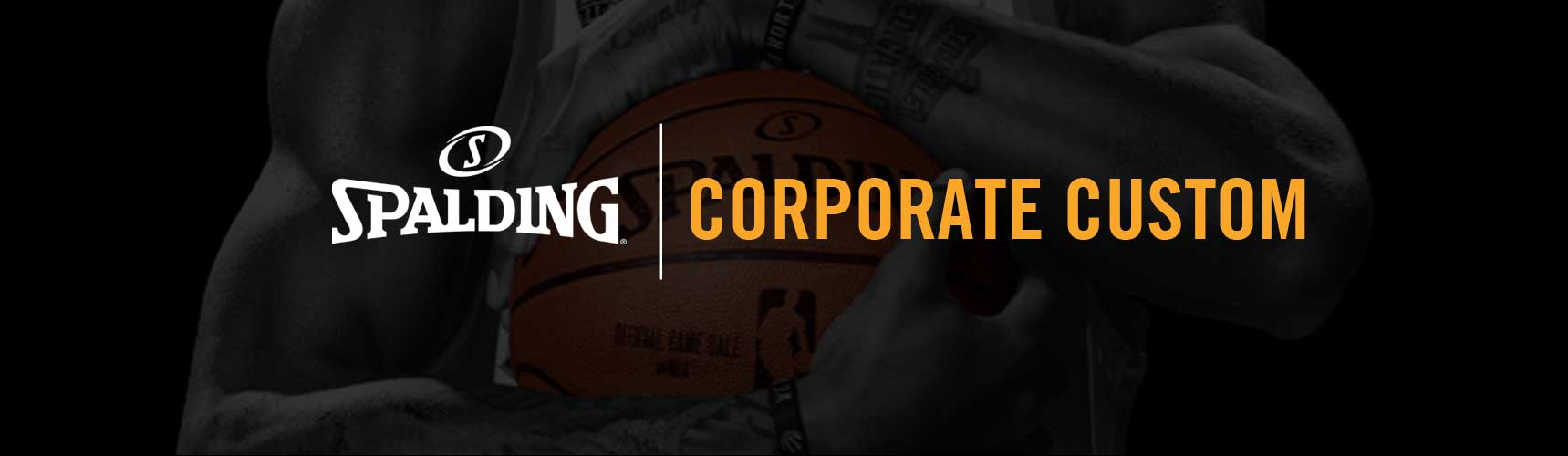Spalding - Corporate custom orders