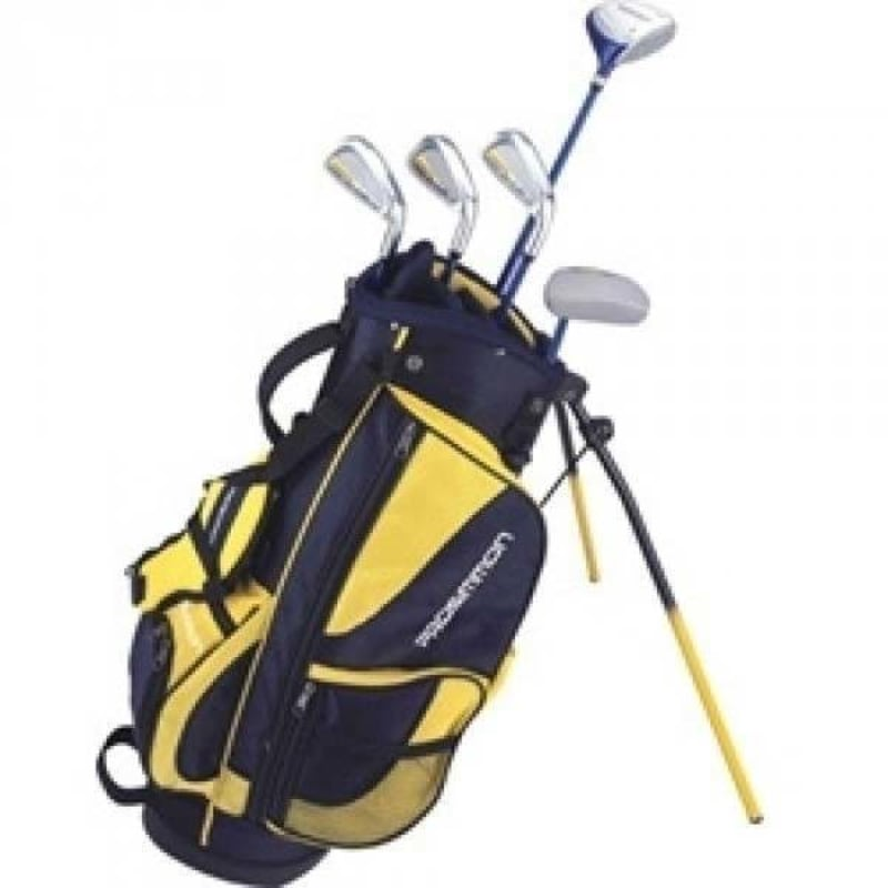 OPEN BOX Prosimmon Icon Junior Golf Set & Bag - Left Hand