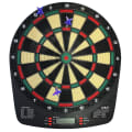 ZAAP Battery Powered Electronic Soft Tip Dartboard with 6 Darts