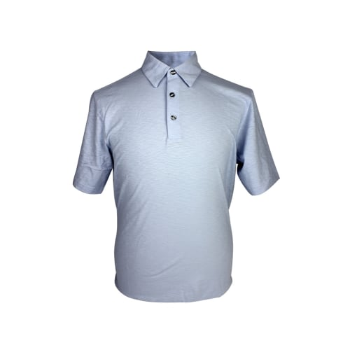 Ashworth Golf Mens EZ-Tech Performance Polo Shirt