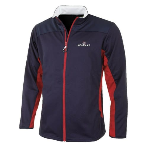 Stuburt Mens Vapour Full Zip Golf Fleece