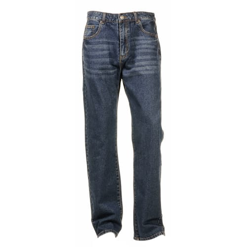 Ciro Citterio Denim Straight Cut Jeans - Mid Blue