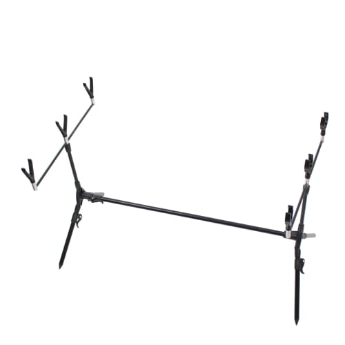 Ultra Fishing Rod Pod + Bite Alarms