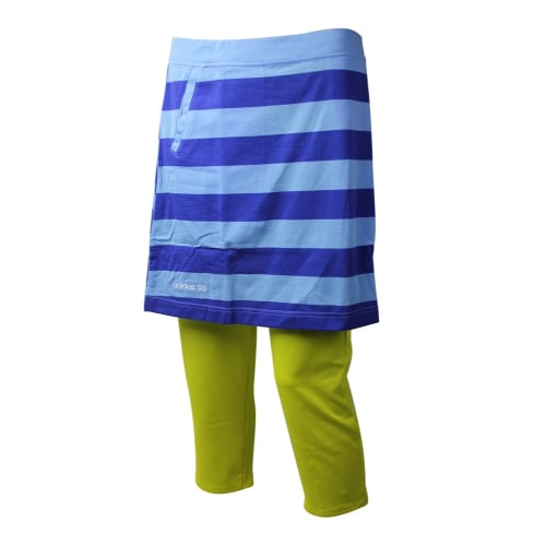 Adidas Womens Size 12 Striped Skort