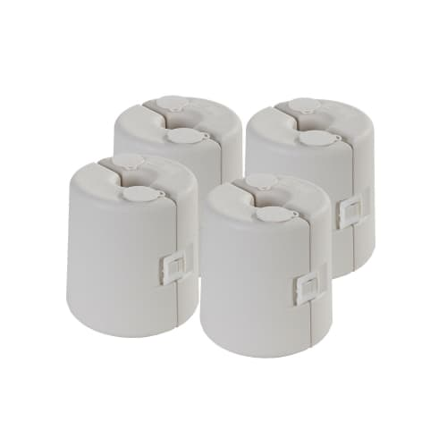 Palm Springs Rapid Clip Gazebo Feet- 4 Pack - Fill with Sand Only