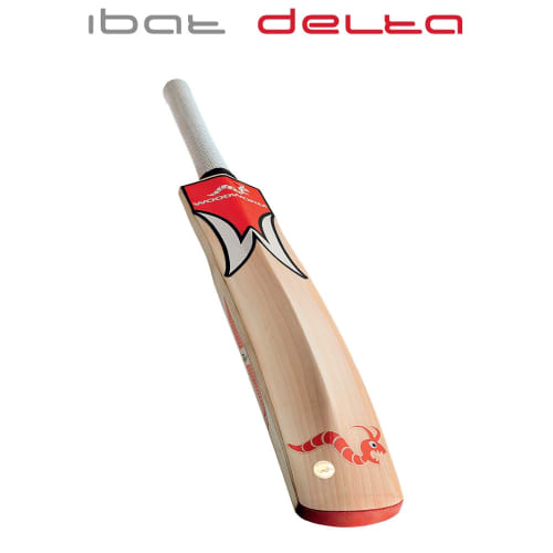 Woodworm iBat Cricket Bat Delta