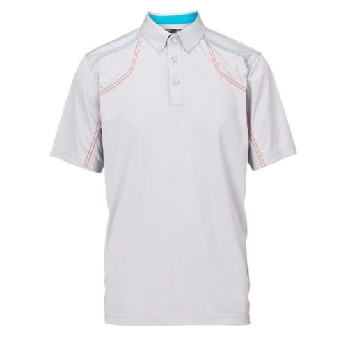 Callaway Karl Polo Utility Stitch Inspired - Grey
