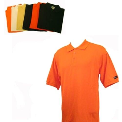 Confidence Classic Pique Polo Shirt
