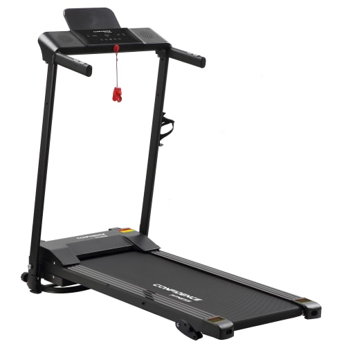 Confidence Fitness Ultra Pro Treadmill Electric Motorised Running Machine Black