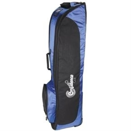 Confidence Golf Travel Bag / Soft Sided Flight Travel Cover with Wheels