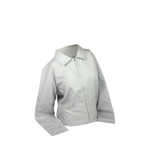 Ashworth Ladies Full Zip Jacket With Collar