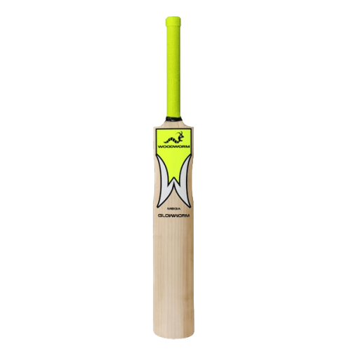 Woodworm Glowworm Mega Cricket Bat