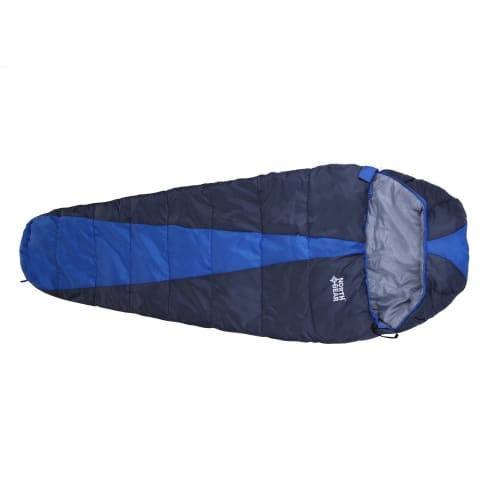 North Gear Camping Loche Mummy Sleeping Bag