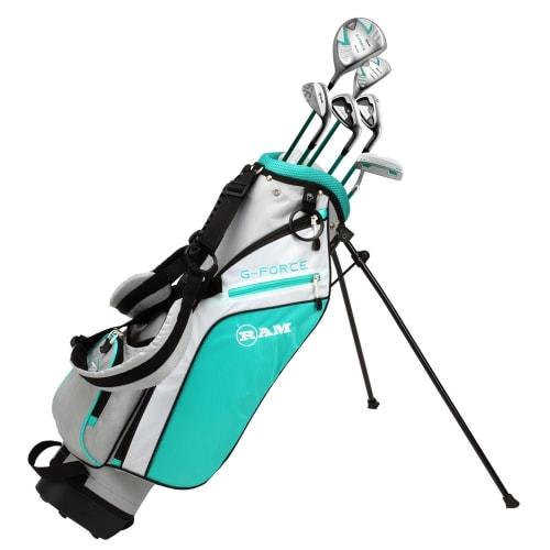 Young Gun Zaap Junior Eagle Golf Set Golf Outlets Of America Golf Outlets Of America