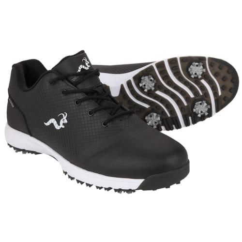 Woodworm Tour V3 Mens Waterproof Golf Shoes - Black