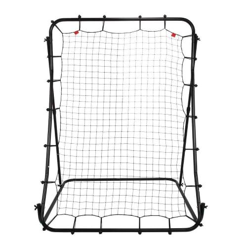Woodworm Sports 1.5m x 1m Rebounder Training Rebound Net – Cricket / Football / Baseball Practice