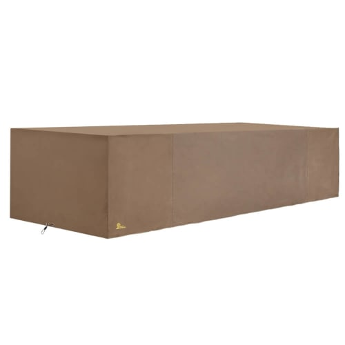 Palm Springs 6-8Seater Rectangular Table Set Cover