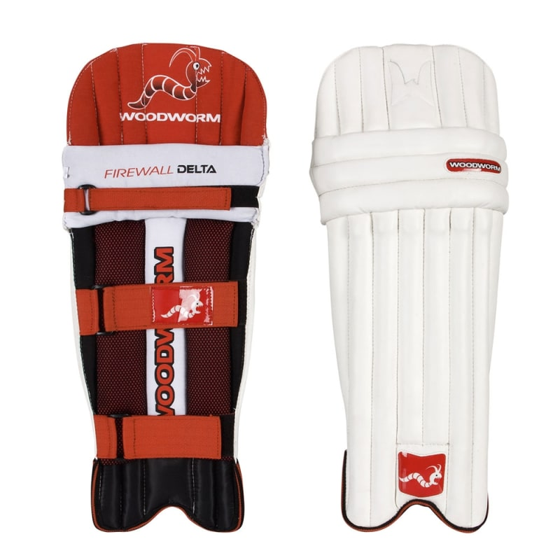 Woodworm Firewall Junior Batting Pads Delta