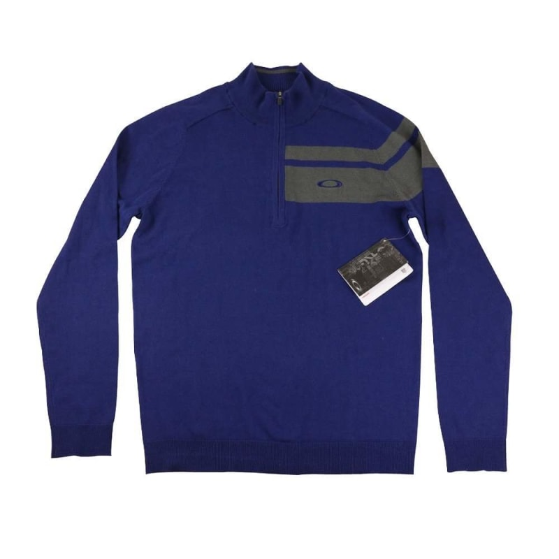 Oakley Off Center 1/4 Zip Pullover