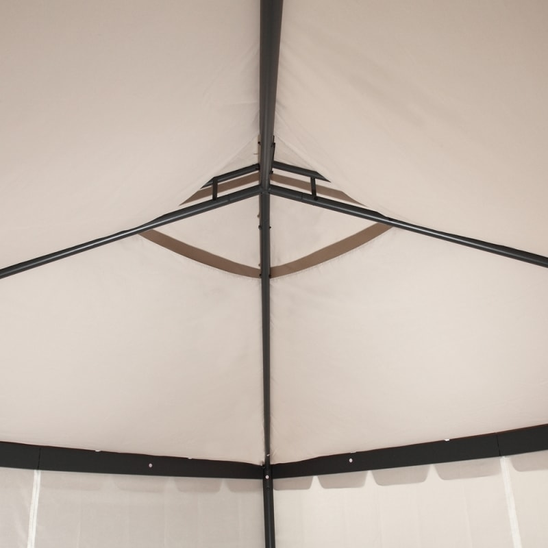 Palm Springs 10' x 10' Deluxe Gazebo / Party Tent #3