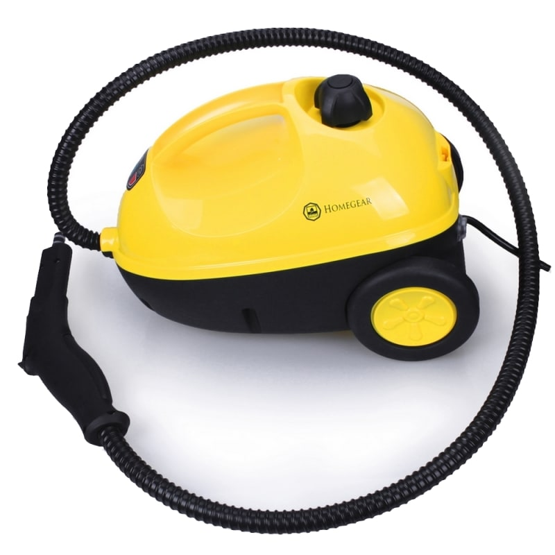 OPEN BOX Homegear X100 Portable Steam Cleaner