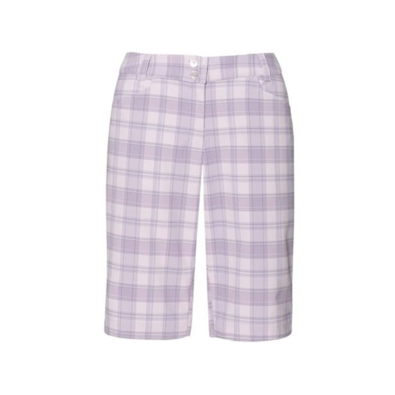 Callaway Ladies Malin Plaid Shorts