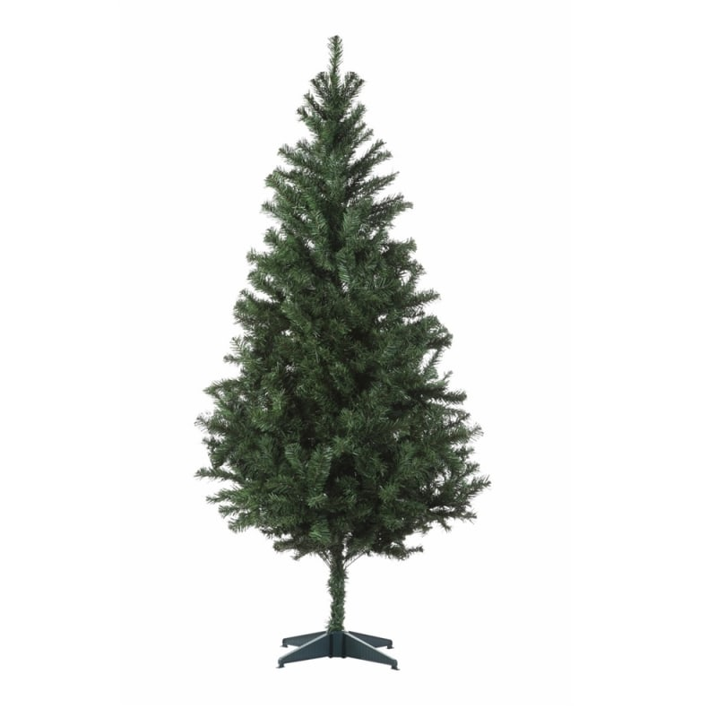 Homegear Alpine Deluxe 6ft 700 Tips Artificial Christmas Tree #1