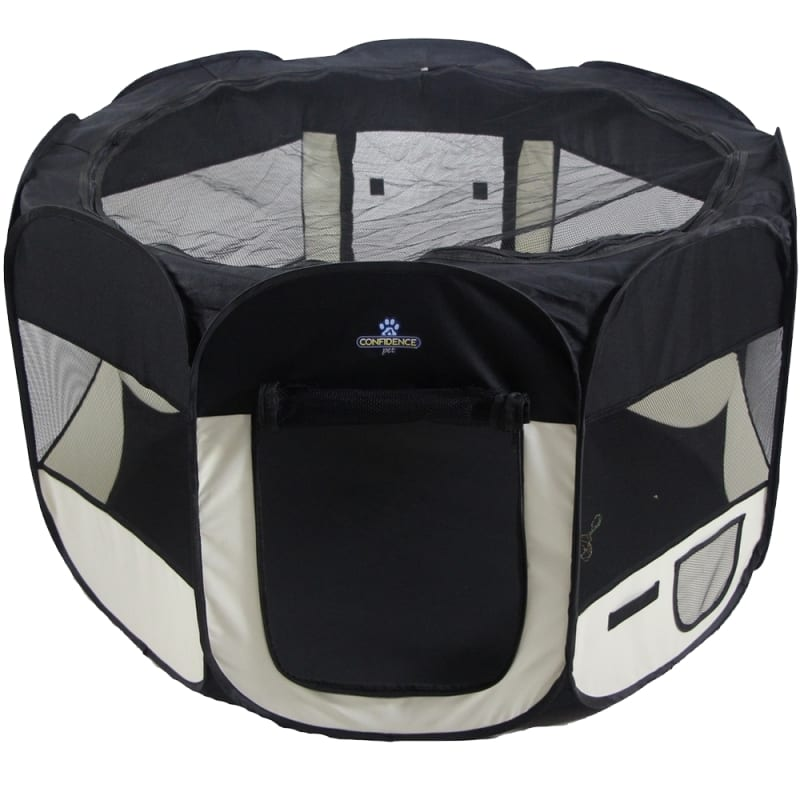 OPEN BOX Confidence Pet Soft Fabric Playpen - XL #1
