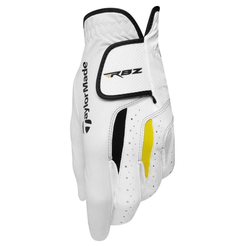 TaylorMade Rocketballz Stage 2 Glove - White Extra Large