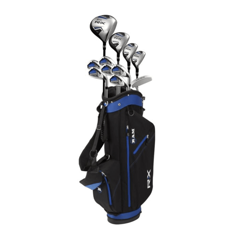 035908a0e2 Ram RX Men s Golf Set with Stand Bag just  339.99 - Golf Sets at ...