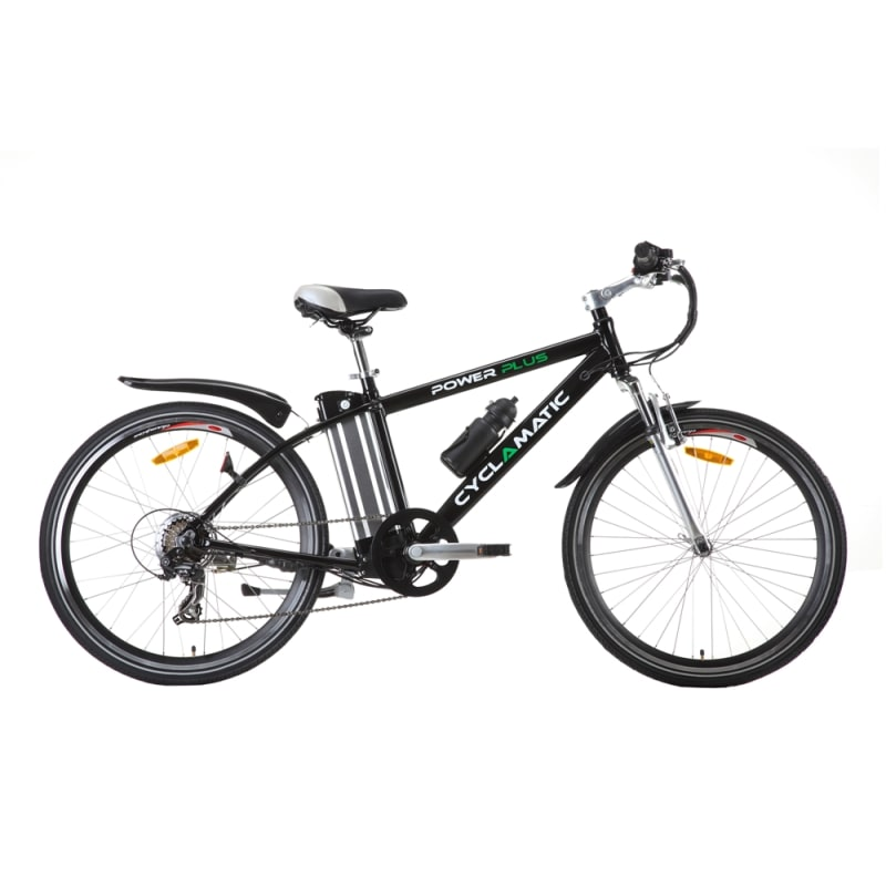 Ex-Demo Cyclamatic Power Plus Electric Bike Black
