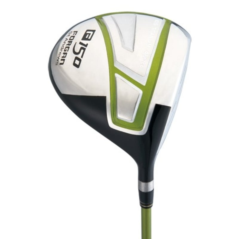 Forgan of St Andrews F-150 460cc 10.5° Titanium Driver Left Hand