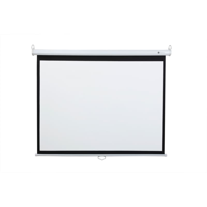 "Ex-Demo Homegear 60"" HDTV 4:3 Manual Projector Screen"