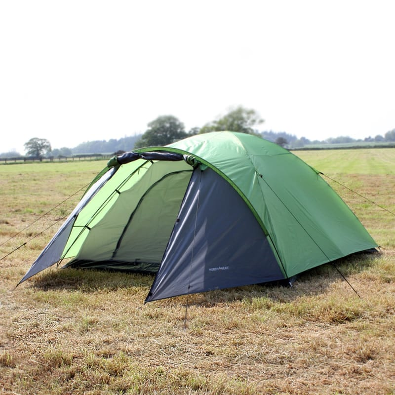 North Gear Mars Waterproof 4 Man Dome Tent
