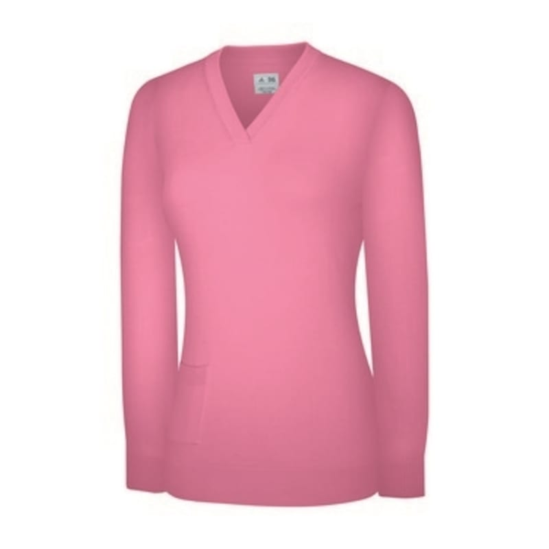 Adidas Womens Pocket V Neck Sweater