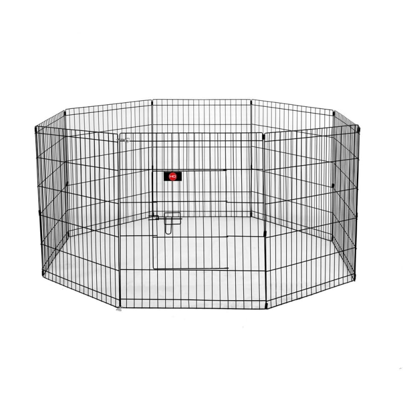 HQ Pet Metal Dog Playpen - Medium