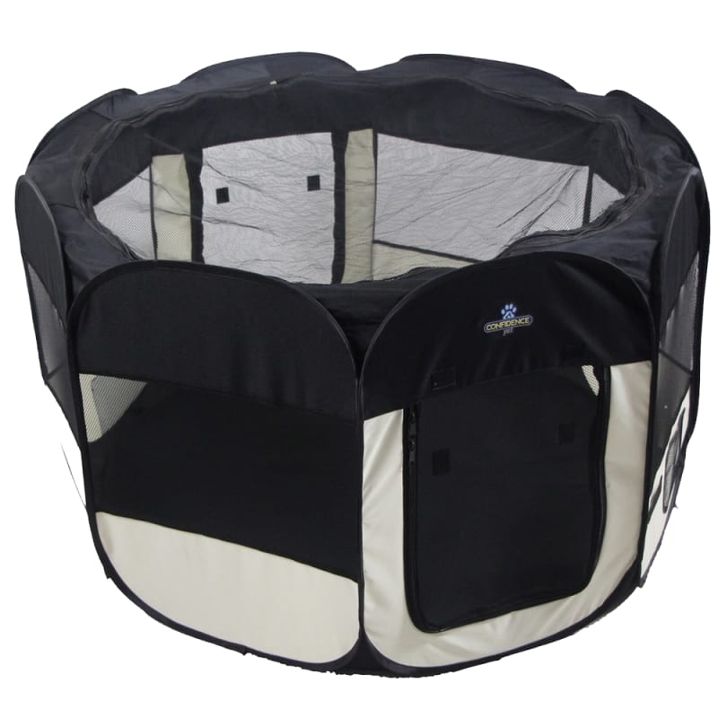 OPEN BOX Confidence Pet Soft Fabric Playpen - XL #