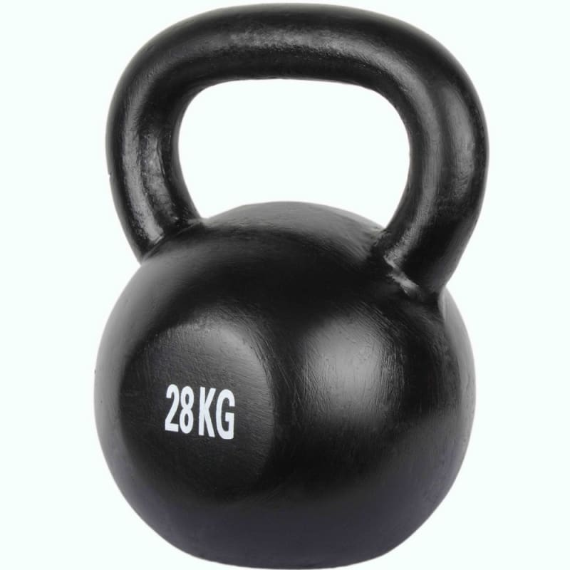 Confidence Pro 28kg Cast Iron Kettlebell