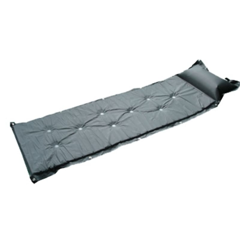 North Gear Self Inflating Camping Mattress + Pillow