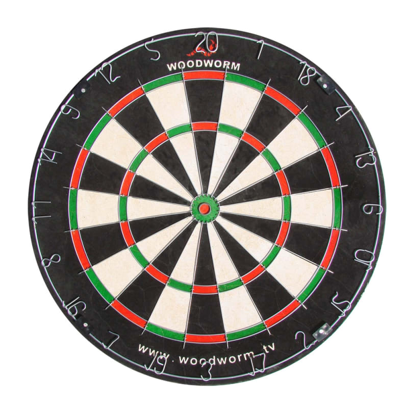 Woodworm Bristle Dart Board
