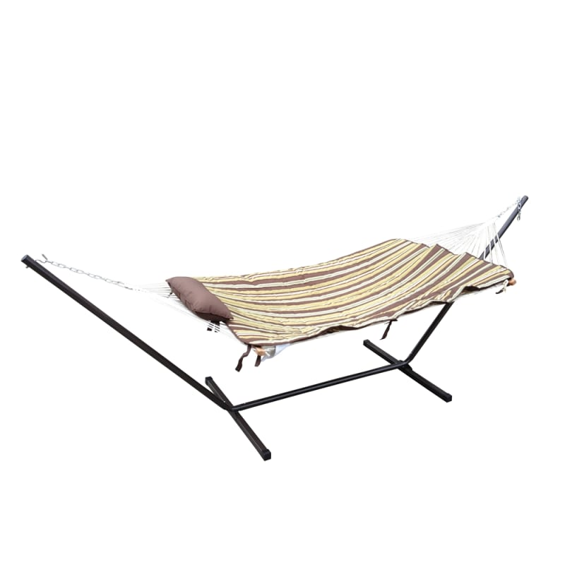 Palm Springs 11ft Garden Hammock Set