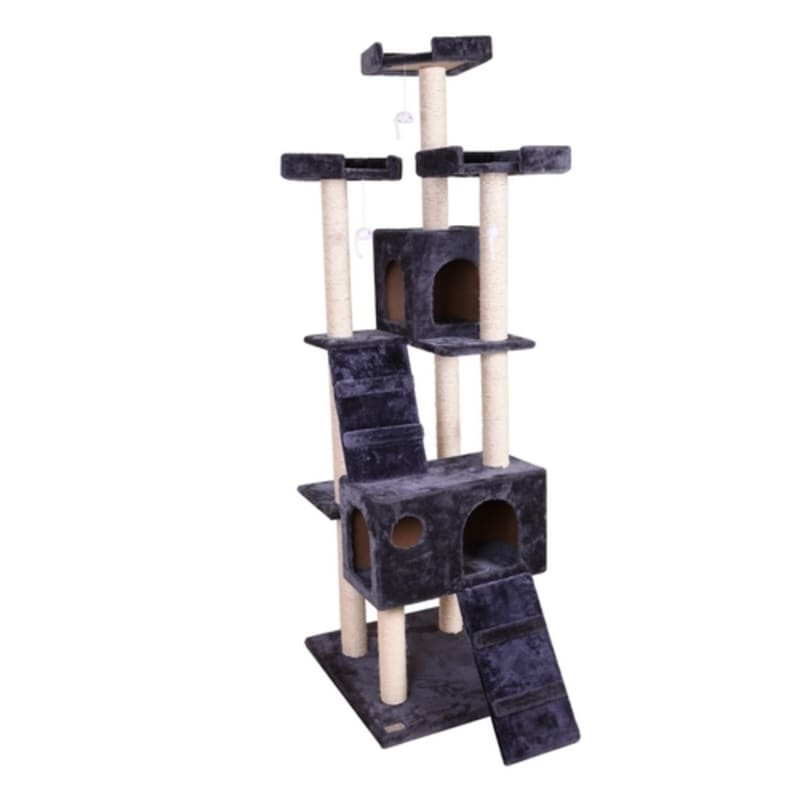 Confidence Pet Presidential Cat Tree - Grey