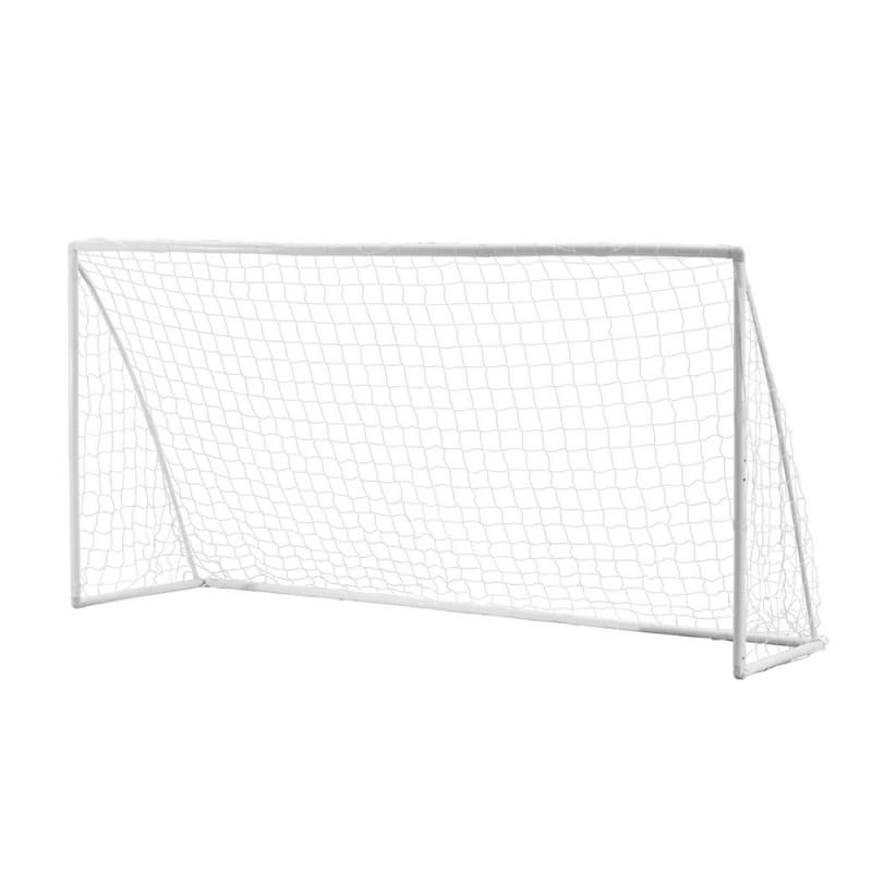 Woodworm 12' x 6' Portable Plastic Football Goal